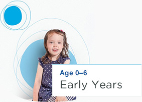 Age 0 - 6 Early Years